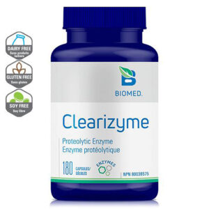 Yum Naturals Emporium - Bringing the Wisdom of Nature to Life - Biomed Clearizyme