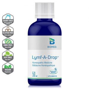 YumNaturals Emporium - Bringing the Wisdom of Nature to Life - Biomed Lymf-A-Drop