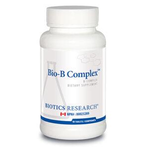 Yum Naturals Emporium - Bringing the Wisdom of Nature to Life - Biotics Bio-B Complex
