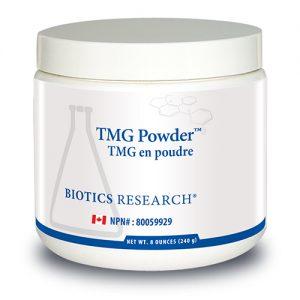 YumNaturals Emporium - Bringing the Wisdom of Nature to Life - Biotics Research TMG Powder