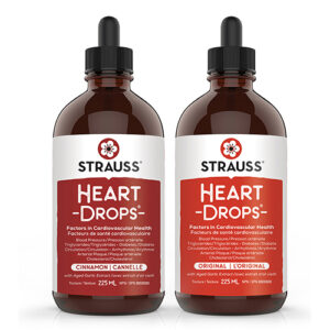YumNaturals Emporium - Bringing the Wisdom of Nature to Life - Strauss Heart Drops