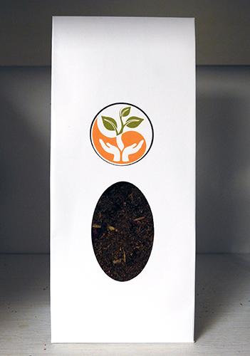 Yum Naturals Emporium - Bringing the Wisdom of Nature to Life - Rose Rooibos Herbal Tisane Long