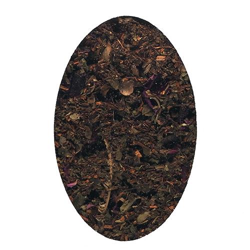 Yum Naturals Emporium - Bringing the Wisdom of Nature to Life - Rose Rooibos Herbal Tisane Window