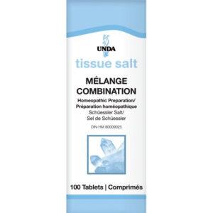 Yum Naturals Emporium - Bringing the Wisdom of Nature to Life - UNDA Melange Tissue Salts