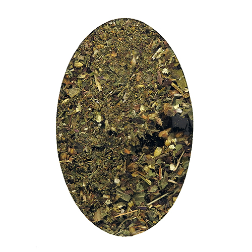 Yum Naturals Emporium - Bringing the Wisdom of Nature to Life - Sedate Botanical Medicinal Tisane Blend Window