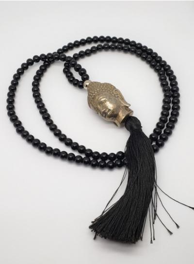 YumNaturals Emporium - Bringing the Wisdom of Mother Nature to Life - Buddha Glass Mala