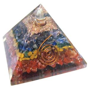 YumNaturals Emporium Bringing the Wisdom of Nature to Life - Rainbow Orgone Generator Tesla Coil
