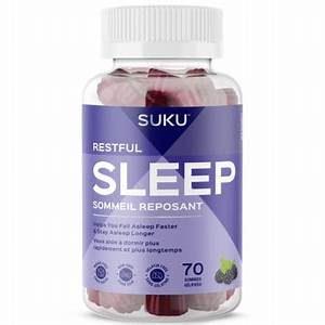 YumNaturals Emporium - Bringing the Wisdom of Nature to Life - SUKU Restful Sleep Sugar Free Gummies