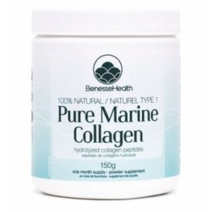 YumNaturals Emporium - Bringing the Wisdom of Mother Nature to Life - Benesse Health Pure Marine Collagen
