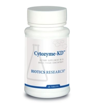 YumNaturals Emporium - Bringing the Wisdom of Mother Nature to Life - Biotics Research Cytozyme-KD