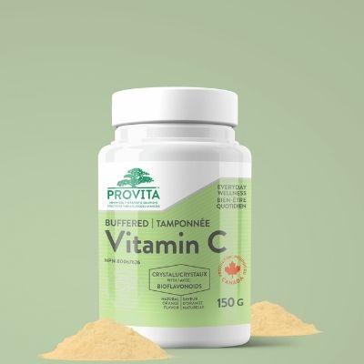 YumNaturals Emporium - Bringing the Wisdom of Mother Nature to Life - Provita Buffered Vitamin C