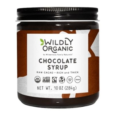 YumNaturals Emporium - Bringing the Wisdom of Mother Nature to Life -Wildly Organic Chocolate Syrup