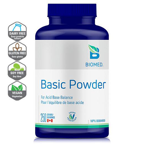 Yum Naturals Emporium - Bringing the Wisdom of Nature to Life - Biomed Basic Powder