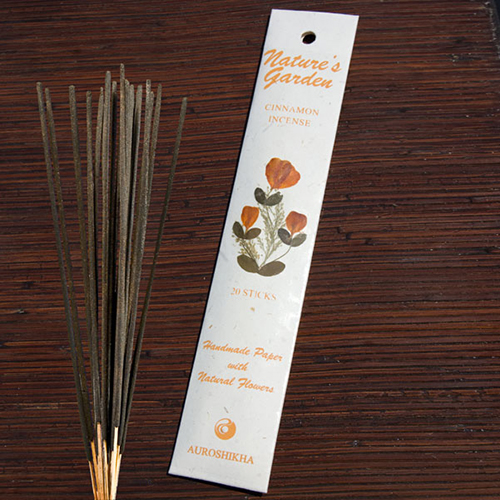 YumNaturals Emporium - Bringing the Wisdom of Nature to Life - Nature's Expression Incense Cinnamon