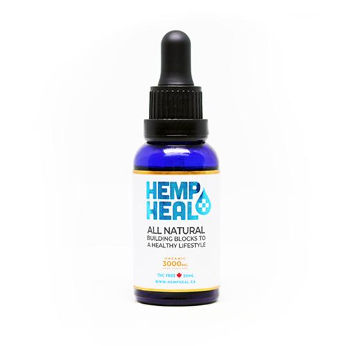 YumNaturals Emporium - Bringing the Wisdom of Nature to Life - Heal Tincture