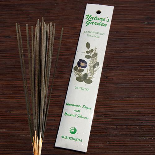 YumNaturals Emporium - Bringing the Wisdom of Nature to Life - Nature's Expression Incense Lemongrass