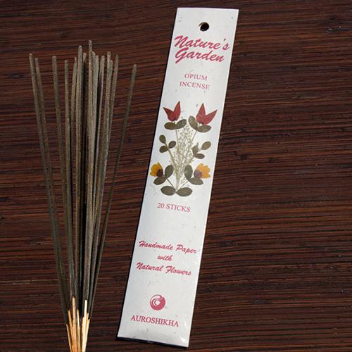 YumNaturals Emporium - Bringing the Wisdom of Nature to Life - Nature's Expression Incense Opium