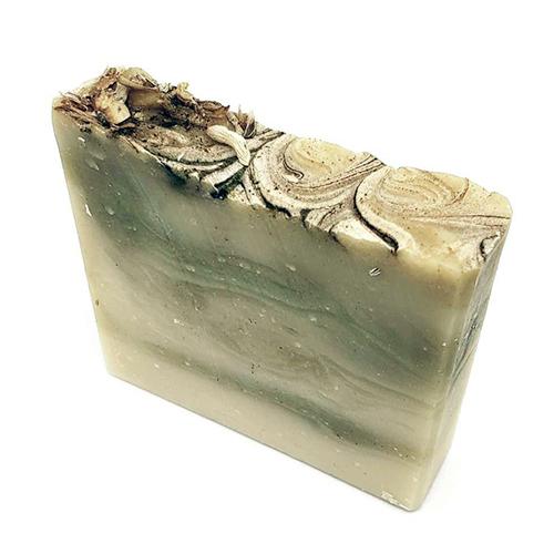 Yum Naturals Emporium - Bringing the Wisdom of Nature to Life - Spearmint And Wintergreen Moisturizing Artisan Soap 1
