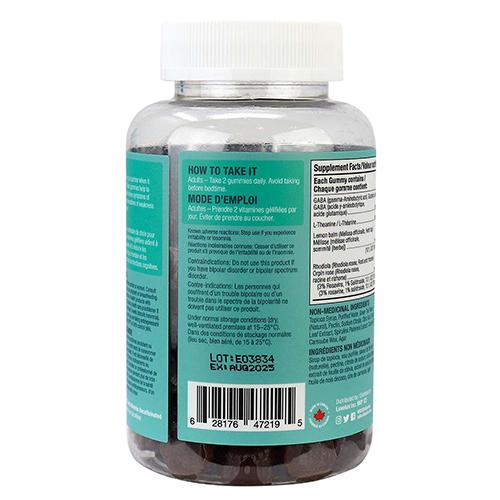 YumNaturals Emporium - Bringing the Wisdom of Nature to Life - SUKU Buh Bye Stress Gummies 3