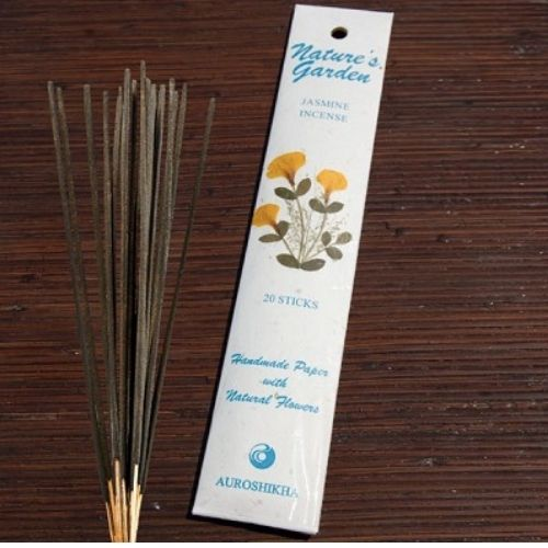 YumNaturals Emporium - Bringing the Wisdom of Nature to Life - Nature's Expression Incense JASMINE