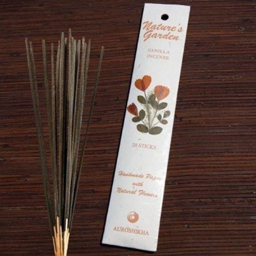 YumNaturals Emporium - Bringing the Wisdom of Nature to Life - Nature's Expression Incense Vanilla