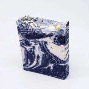 YumNaturals Emporium - Bringing the Wisdom of Nature to Life - Lavender Indigo Swirl Large