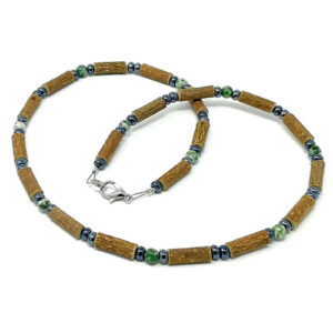 YumNaturals Emporium - Bringing the Wisdom of Mother Nature to Life - Hazelwood Tree Agate 1