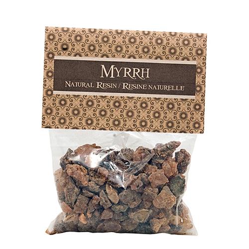 YumNaturals Emporium - Bringing the Wisdom of Nature to Life - Nature's Expression Incense Resin Myrrh
