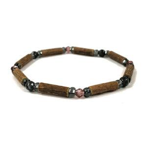 YumNaturals Emporium - Bringing the Wisdom of Mother Nature to Life - Hazelwood Labradorite Single Bracelet 1