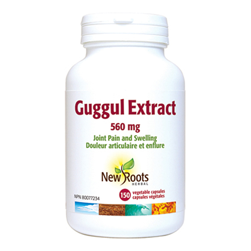 YumNaturals Emporium - Bringing the Wisdom of Mother Nature to Life - New Roots Guggul Extract