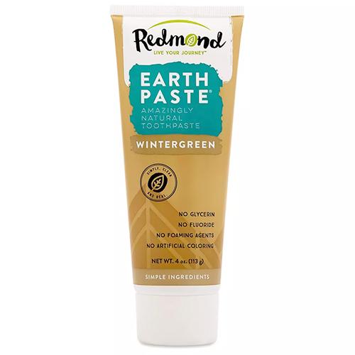 YumNaturals Emporium - Bringing the Wisdom of Healing to Life - Redmond Earthpaste Wintergreen