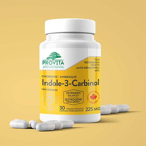 YumNaturals Emporium - Bringing the Wisdom of Mother Nature to Life - Provita Indole-3-Carbinol