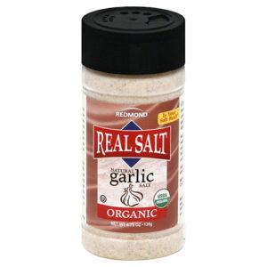 YumNaturals Emporium and Apothecary - Bringing the Wisdom of Mother Nature to Life - Organic Garlic Redmond Real Salt