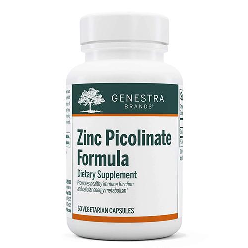 YumNaturals Emporium - Bringing the Wisdom of Nature to Life - Genestra Zinc Picolinate