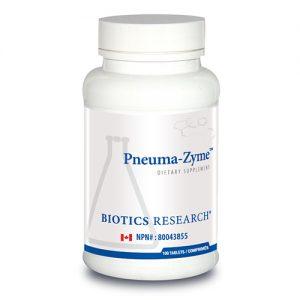 YumNaturals Emporium - Bringing the Wisdom of Nature to Life - Biotics Research Pneuma-Zyme