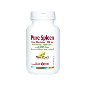 YumNaturals Emporium - Bringing the Wisdom of Mother Nature to Life - New Roots Pure Spleen 30